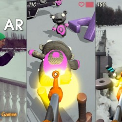 AR Survival Shooter AR FPS — Augmented Reality — AR Shooter