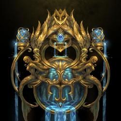 黄金女神喷泉