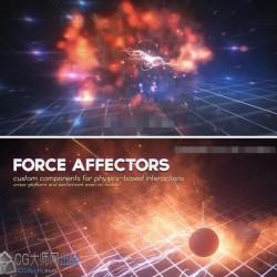 逼真专业的VFX粒子系统Unity游戏素材资源