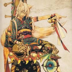薄樱鬼4套+设定集+OTOMATE日本人气绘师乙女创作全攻略