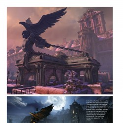 游戏《战争机器5》艺术设定集228P