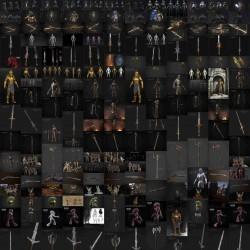 希腊3D艺术家Spyros Frigas作品欣赏323p 科幻服装 铠甲 武器 枪械