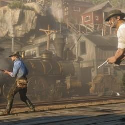 荒野大镖客2救赎 人物模型 Red Dead Redemption 2 写实 次世代