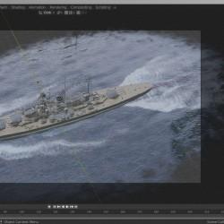 高质量驱逐舰源文件