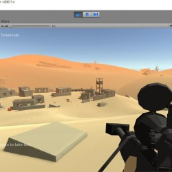 Lowpoly 射击资源整包Unity 3D Low Poly FPS Pack