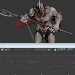 韩国新游《Project V4》NPC全套动画第一弹-PBR-Unity-MAX-FBX
