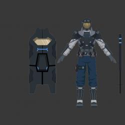 灵魂武器模型合集 NPC篇大合集