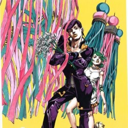 JOJOveller画集 JOJO的奇妙冒险 by荒木飞吕彦 网盘分享201P