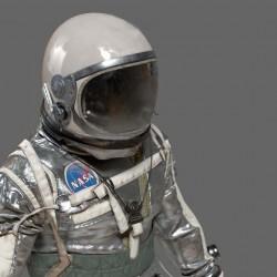 NASA宇航局水星马克IV宇航服3d型