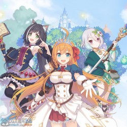 游戏公主链接全套2D美术资源