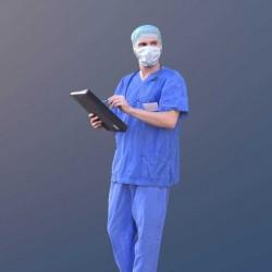 现实人物 扫描角色3D模型合集459组-扫描模型