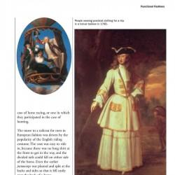 时尚与服装史5:18世纪 服装的历史图文资料参考素材PDF格式网盘下载