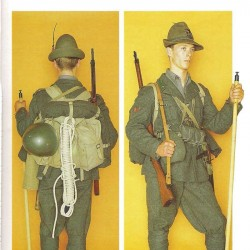 World War II Infantry in Colour Photographs 彩色照片中的二战步兵 Laurent Mirouze