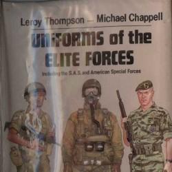 Uniforms of the Elite Forces 精锐部队的制服 Leroy Thompson 士兵服装资料下载