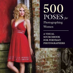 500 Poses for Photographing Women 摄影女性500个姿势 摄影师视觉照片素材下载