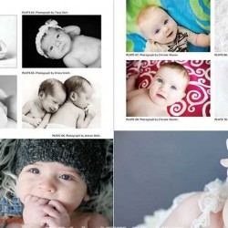 500 Poses for Photographing Infants and Toddlers 拍摄婴幼儿500个姿势 照片下载