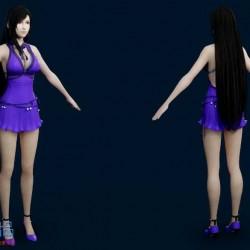 最终幻想7 重置版 角色模型大全(2020-05-05更新)