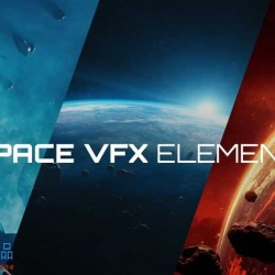 Blender的Space VFX Elements视频课程