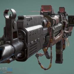 超级无敌PBR枪械