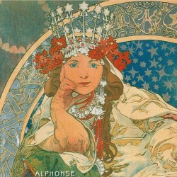 Alphonse Mucha - Masterworks 全一册 Rosalind Ormiston 西班牙语