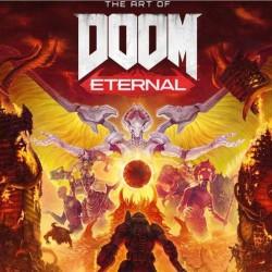<毁灭战士DOOM艺术画集 The Art of DOOM Eternal>