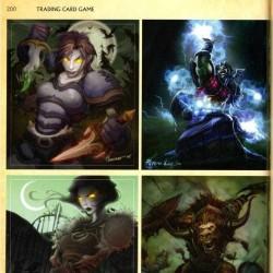 《魔兽世界》燃烧的远征 原画设定集