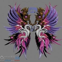 光翼,传奇类型,翅膀,风云,各等级