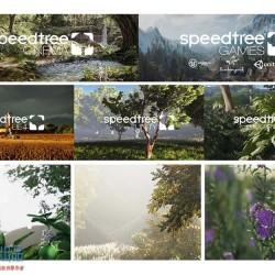 便宜卖!SpeedTree 8零基础到案例植物专攻手册