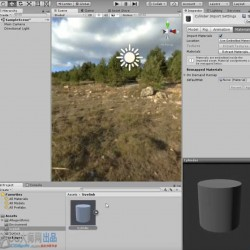 unity3d和substancepainter互通插件