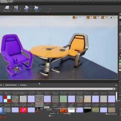 UE4游戏引擎材质制作大师级训练视频教程1-3季