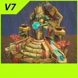 【魔兽争霸3-重制版】娜迦合集-Unity-FBX-MAX V7