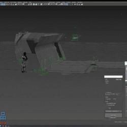 UE4游戏引擎模块化环境设计工作流程视频教程