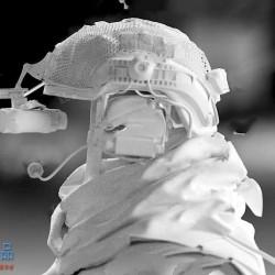 高精度特种部队士兵角色装备3D模型