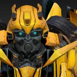 大黄蜂 机械科幻模型