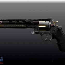武器战斗角色互动附加组件UE4游戏素材资源