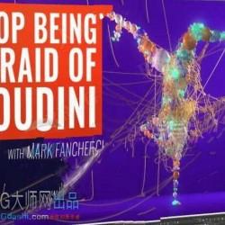 Houdini国外超强艺术特效制作大师级训练视频教程