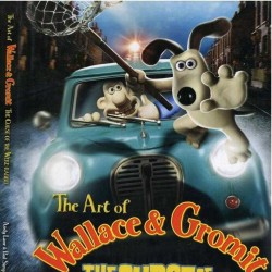 超级无敌掌门狗:人兔的诅咒 艺术资料集