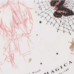 魔法少女小圆剧场版 前篇 始まりの物語/后篇 永遠の物語 资料集