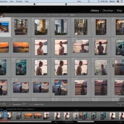 PS顶级摄影照片光线色彩对比度技术训练视频教程