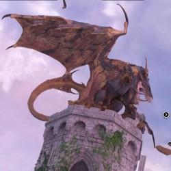 大型科幻蝙蝠飞龙怪兽3D模型合集