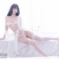 【免费】最新一期–过期米线线喵-镂空内衣[65P/85M]