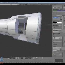 Blender 3D建模初学者入门训练视频教程