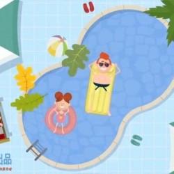 AE轻松制作卡通动画实例训练视频教程