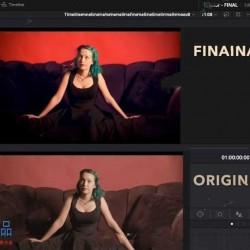 [Premiere Pro] 影视后期中色彩分级调色技术训练视频教程