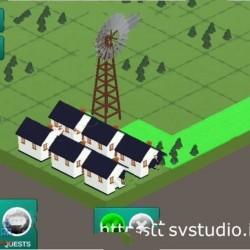 Unity城市建设游戏编码技能训练视频教程