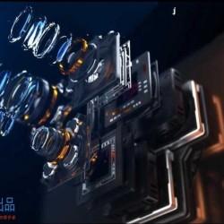 3dsmax高端商业广告产品动画渲染大师级视频教程
