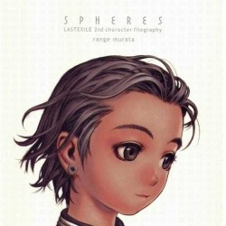 最终流放 Spheres 动画角色道具设定资料线稿手稿原画集
