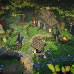 美观自然乡村环境场景UE4游戏素材资源