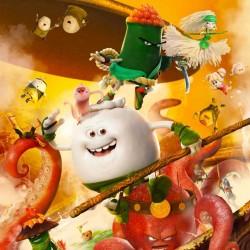 五味俱全的江湖设定《美食大冒险之英雄汇》影片欣赏29P