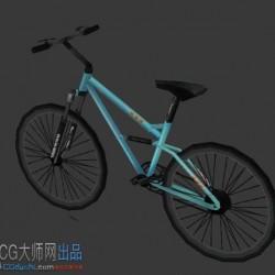 男式自行车(7个动作)